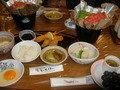 2011年末大みそかの夕食
