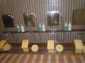 女湯 洗い場4つ