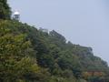 経ヶ岬 最寄り駐車場より灯台を(@^^)/~~~