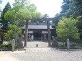 宿から23㎞ 45分 浦島神社 境内