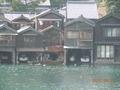 宿から32㎞ 1時間 伊根の舟屋