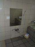 3階風呂場の洗い場