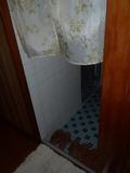 シャワー トイレの入り口