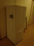 廊下にあった共同冷蔵庫