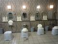 中浴場 洗い場