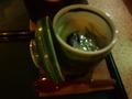 夕食 茶碗蒸し