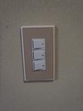 部屋 照明スイッチ