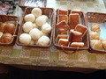 洋食コーナー  パン