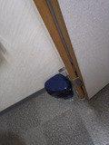 共同トイレ内 汚物入れ