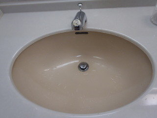 脱衣所 洗面台
