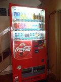 ジュースの自販機