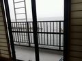 昼食の部屋 401号室からの眺望