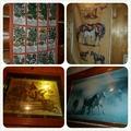 馬の飾り物