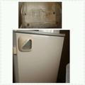 冷蔵庫 コップ
