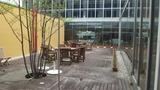 中庭もオープンスペース
