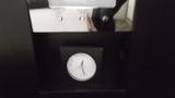 部屋の時計とアラーム