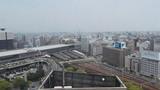 新大阪駅が良く見えます