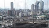 エレベータからの眺望