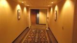 部屋へ繋がる廊下