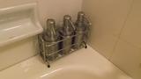 バスルームのソープ類
