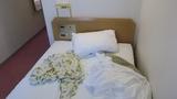 ベッドはこんな感じです