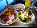 北海道産の素材が使われている美味しい朝食