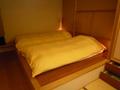 ベッドルーム付き客室