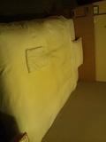 快適なベッド
