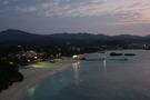 プライベートビーチでまったりリゾート気分が味わえるホテル