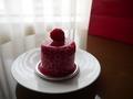 ピエール・ガニェールのケーキ