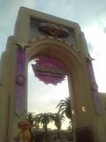 ユニバーサルスタジオの門