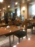 1階カフェ内