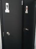 トイレの扉