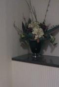 トイレの花