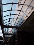 透明な屋根