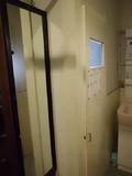 写真クチコミ:鏡とドア