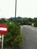 敷地内の道路