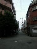 近くの通り