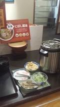にぼし醤油ラーメン