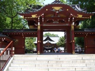 足を延ばせば秩父神社にも歩いて行けました