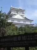 宿からほど近い岐阜城に行ってきました