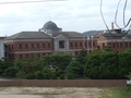 呉の赤レンガ建物見物にも歩いて行けました