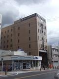 豊田では比較的新しいホテルです