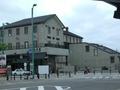 JR長浜駅前
