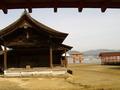 厳島神社と能舞台