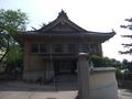 敷地内にある日清講和記念館