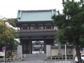 仏舎利のある有名な日泰寺にも歩いてゆけます