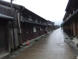 関宿の町並み その1