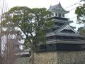 中津城まで歩いていけます
