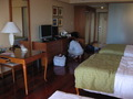 チェンジ後の部屋。